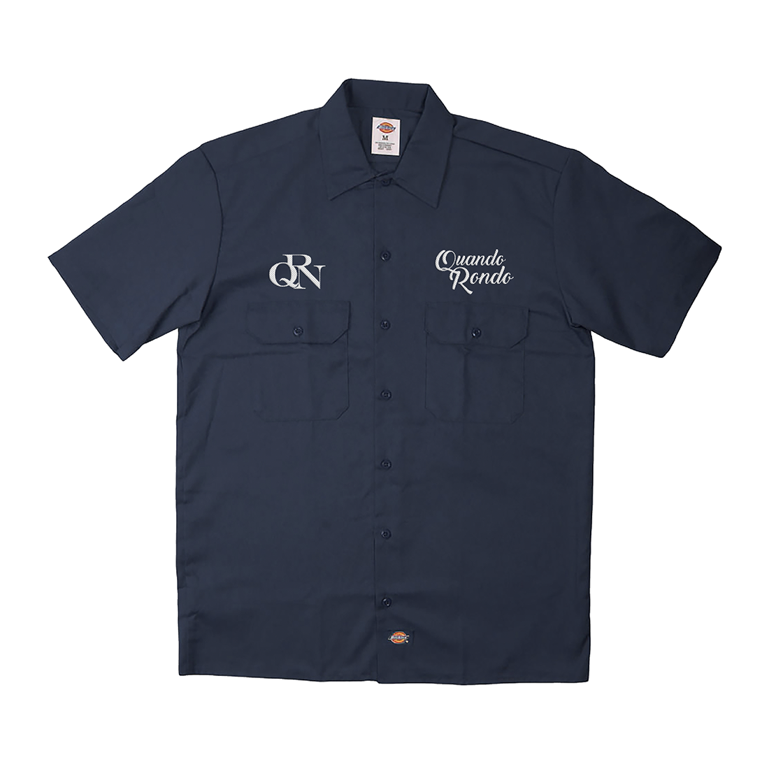 Merch Image Blue shirt